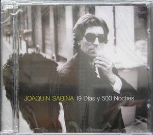 Joaquín Sabina - 19 Días y 500 Noches