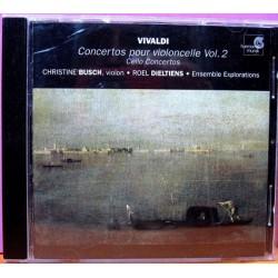 Vivaldi - Concertos Pour Violoncelle, Vol 2