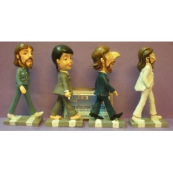 Beatles - Figuras Abbey Road
