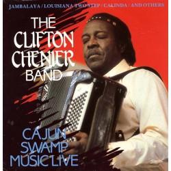 The Clifton Chenier Band – Cajun Swamp Music Live