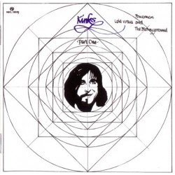 Kinks ‎– Kinks Part One (Lola Versus Powerman And The Moneygoround)