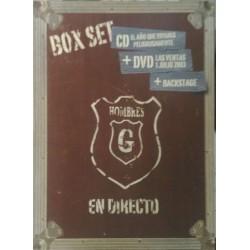 Hombres G – Box Set En Directo