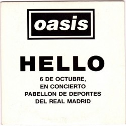Oasis - Hello.