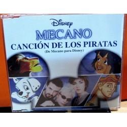 Mecano - Canción De Los Piratas