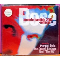 Miguel Bosé. Amante Bandido,  Remixes 2000