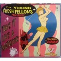 Young Fresh Fellows ‎– Take It Like A Matador - Live In Spain