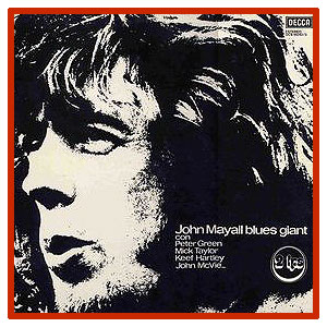 John Mayall - Blues Giant - 2 LP