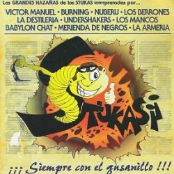 Homenaje a Stukas ( Burning, Undershakers, Etc)