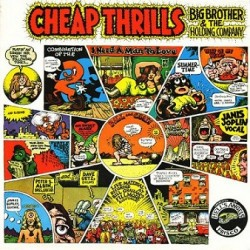 Big Brother & The Holding Company ‎– Cheap Thrills ( Janis Joplin )