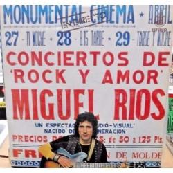 Miguel Rios - Conciertos De Rock y Amor
