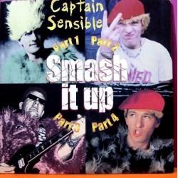 Captain Sensible - Smash It Up
