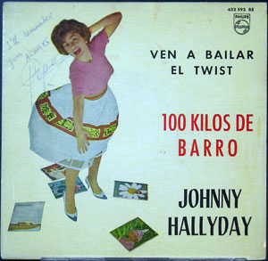 Johnny Hallyday - 100 Kilos de Barro