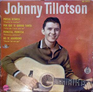 Johnny Tillotson - Poesía en Movimiento
