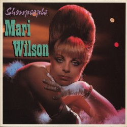Mari Wilson With The Wilsations ‎– Showpeople.