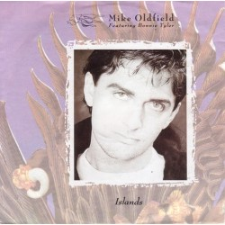 Mike Oldfield Featuring Bonnie Tyler ‎– Islands
