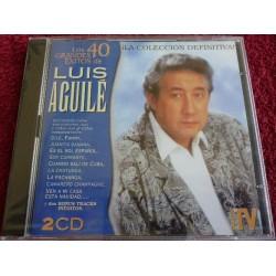 Luis Aguilé - Los  40 Grandes Exitos.