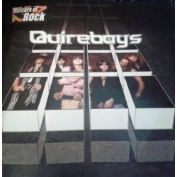 The Quireboys ‎– Masters Of Rock
