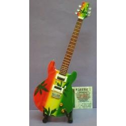 Guitarra Bob Marley Madera