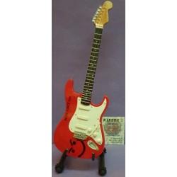 Guitarra Bon Jovi