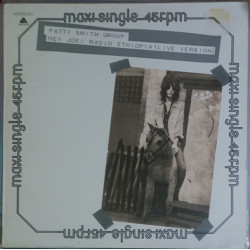Patti Smith Group ‎– Hey Joe / Radio Ethiopia (Live Version)