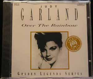 Judy Garland, Cd,  Over The Raimbow.