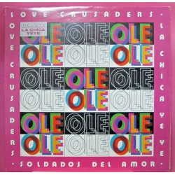 Ole Ole ‎– Love Crusaders