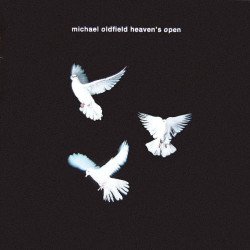 Michael Oldfield* ‎– Heaven's Open