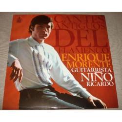 Más imágenes Enrique Morente – Cantes Antiguos Del Flamenco