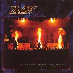 Edguy – Burning Down The Opera - Live - 2x CD