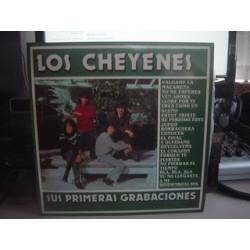 Los Cheyenes – Sus Primeras Grabaciones