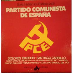 Varios – Partido Comunista de España. Coz, V.Manuel...