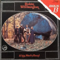 Robin Williamson & His Merry Band ‎– American Stonehenge / A Glint At The Kindling