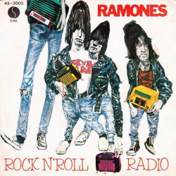 Ramones ‎– Rock N'Roll Radio