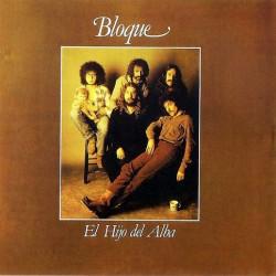 """Bloque – El Hijo Del Alba - LP 12"""" Gatefold"""