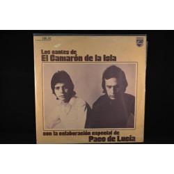 Los Cantes de El Camarón De La Isla- Colab- Especial De Paco De Lucía
