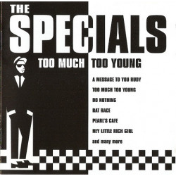 The Specials ‎– Too Much Too Young