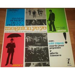 Juan Erasmo Mochi, Micky Y Los Tonys – Banda Sonora De La Pelicula Megaton Yeye