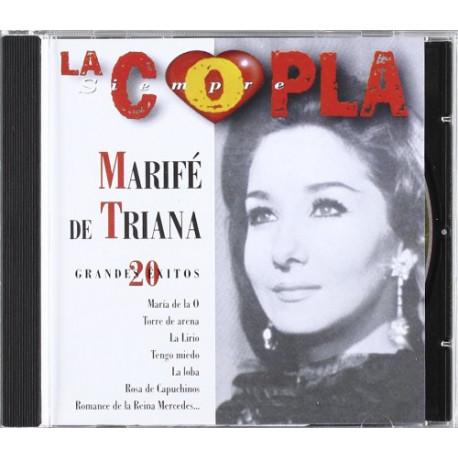 Marifé De Triana – La Copla, Siempre (20 Grandes Éxitos.
