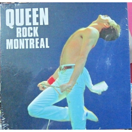 Queen ‎– Rock Montreal - BOX SET 3 X LP AÑO 2007 - Sealed.