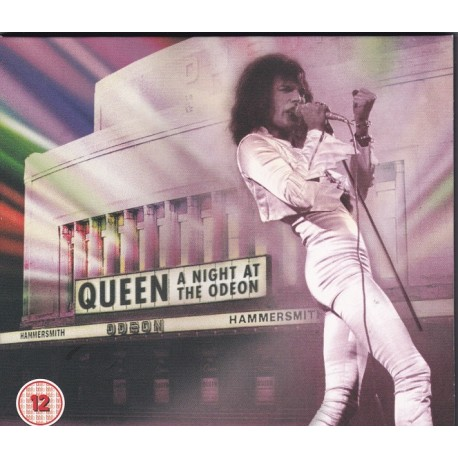 Queen - A Night at the Odeon (Ed Blu-Ray)