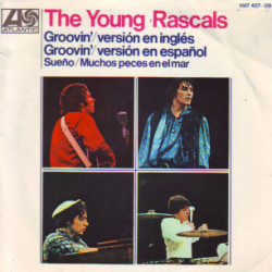 The Young Rascals ‎– Groovin'  - 4Temas