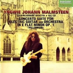 Yngwie Johann Malmsteen ‎– Concerto Suite For Electric Guitar And Orchestra.