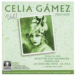 Celia Gamez Todas sus grabaciones / Vol. 1