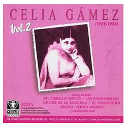 Celia Gamez Todas sus grabaciones / Vol. 2.