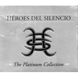 Héroes Del Silencio – The Platinum Collection.
