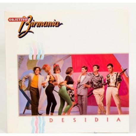 "Objetivo Birmania – Desidia - Maxi 12"" - Promocional"