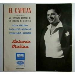Antonio Molina – El capitan