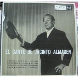 Jacinto Almaden - El Cante De Jacinto Almaden.