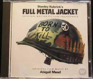 La Chaqueta Metálica (Full Metal Jacket) - BSO