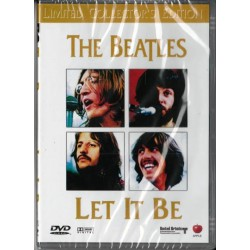 Beatles, The - Let It Be, Dvd